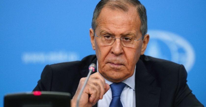 Лавров отменил запланированный на 15 сентября визит в Берлин