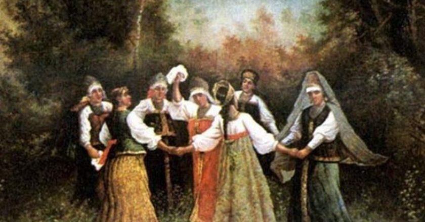 Славянский Новый год ежегодно отмечают 14 сентября