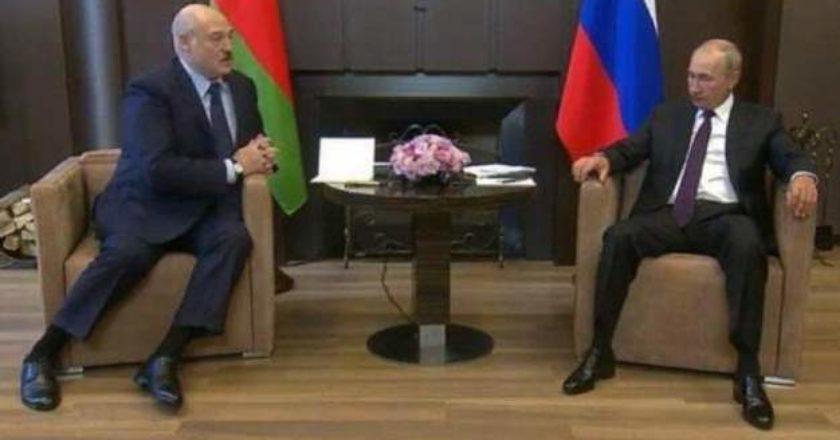 Путин даст Лукашенко кредит на $1,5 млрд