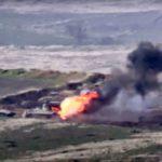 В Нагорном Карабахе начались боевые действия