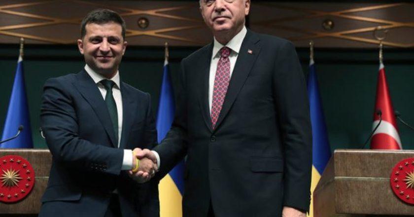 Турция поможет Украине вернуть Крым: Зеленский сделал заявление