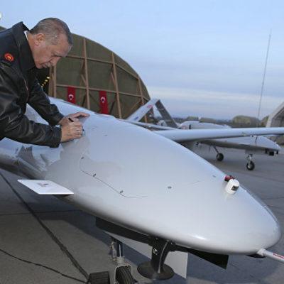 Турецко-украинские дроны готовят для войны в Карабахе, Крыму и Донбассе