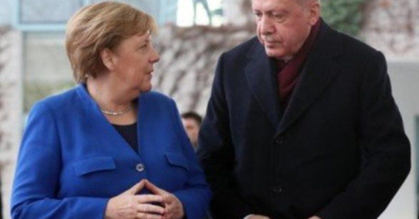 Duvar: Эрдоган-самое большое разочарование Меркель