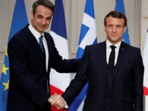 Франция и Греция объявили о заключении оборонной сделке на сумму около 3 миллиардов евро