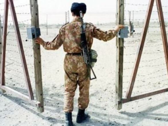 Узбекский солдат был убит на границе с Афганистаном