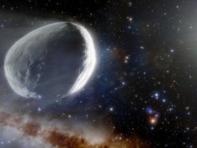 В Солнечной системе обнаружена самая большая из известных комет