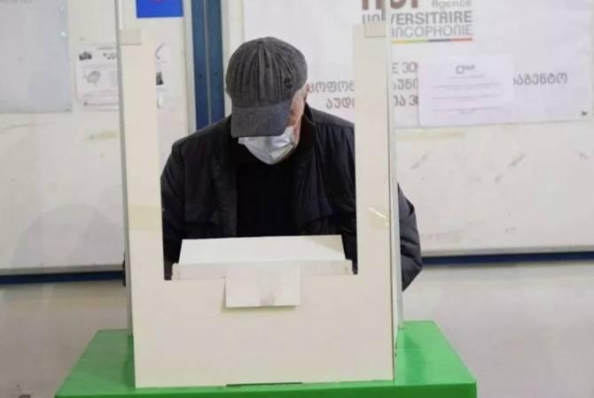 Второй тур выборов в Грузии состоится 30 октября