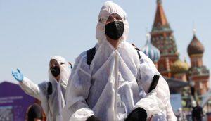 «Ситуация катастрофическая»: В России отменили все массовые мероприятия