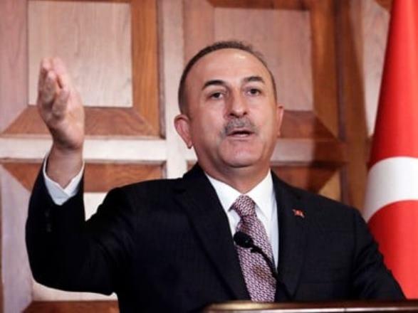 Чавушоглу: Украина обратилась за статусом наблюдателя в Тюркском совете
