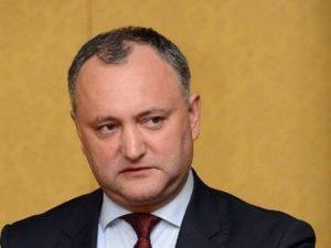 Додон заявил, что Молдавию ждет «энергетический геноцид» этой зимой
