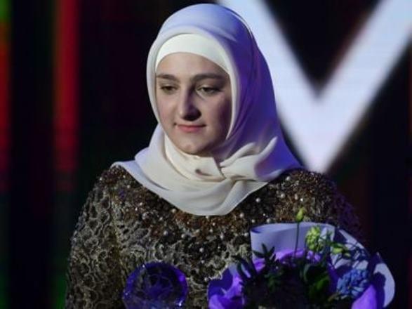 Дочь Кадырова стала министром культуры Чечни