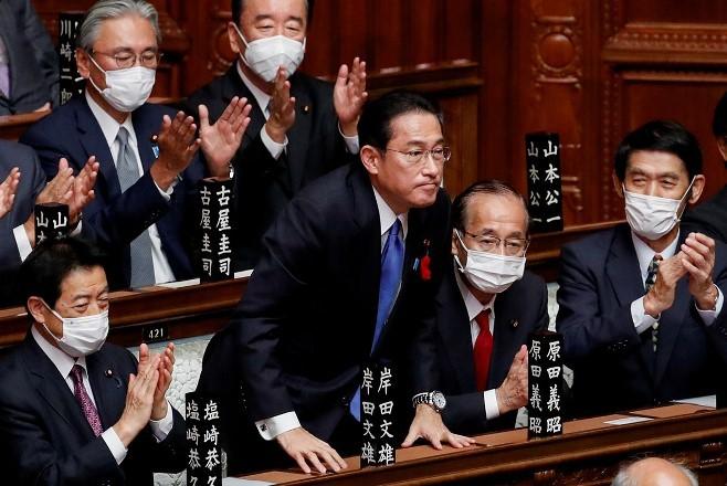 Новый премьер Японии заявил о суверенитете его страны над Южными Курилами