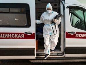 Новый максимум: В России за сутки зарегистрировали 973 смерти из-за коронавируса