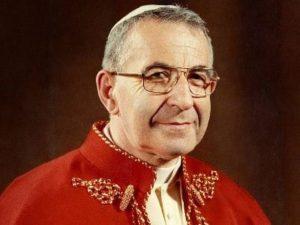 Папа Римский Иоанн Павел I будет причислен к лику блаженных