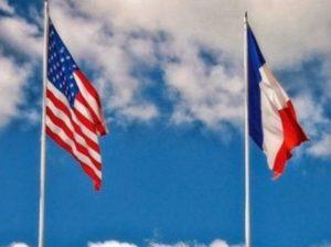 Главы МИД Франции и США попытаются наладить отношения двух стран