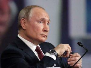 Путин назвал санкции против стран ЕАЭС способом подрыва законных правительств