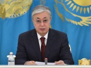 Президент Казахстана: странам ЕАЭС нужно объединить усилия в борьбе с пандемией