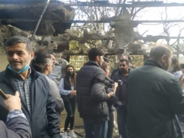 Пожар в Баку: десятки пострадавших предпринимателей и отсутствие страховки